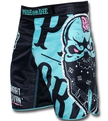 PRIDE or DIE Fight Shorts