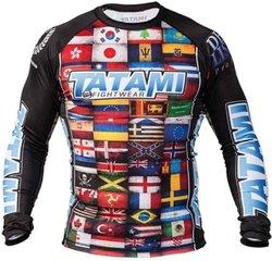 Tatami Rashguards BJJ MMA