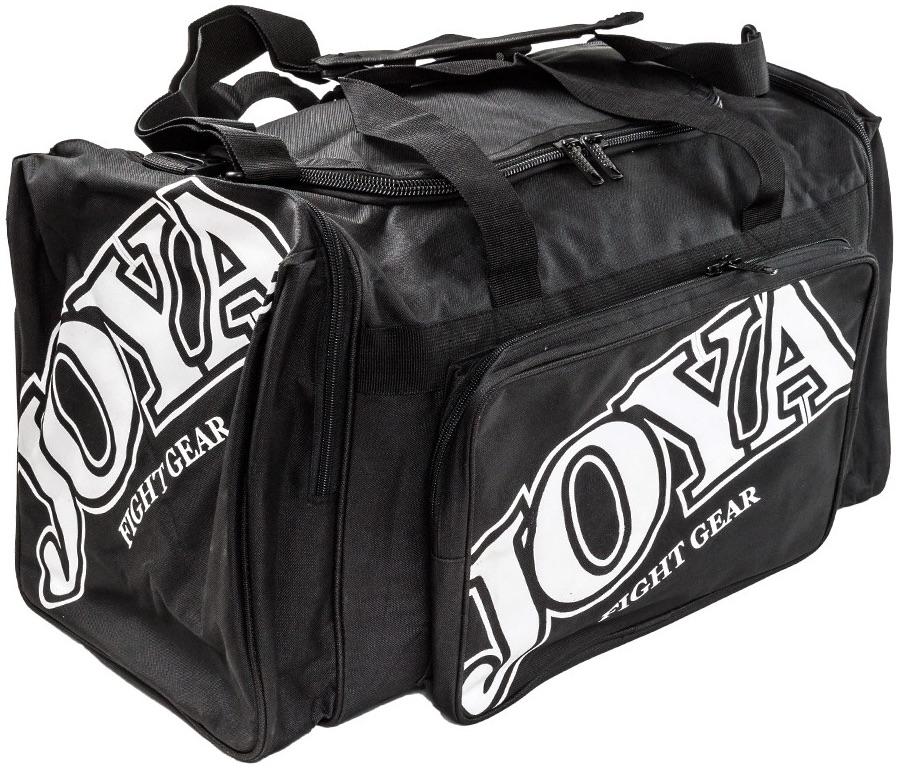 4ddb2ff3fb6 Joya Sporttas Gym Bag Kickboks Tas Zwart Joya Fightgear
