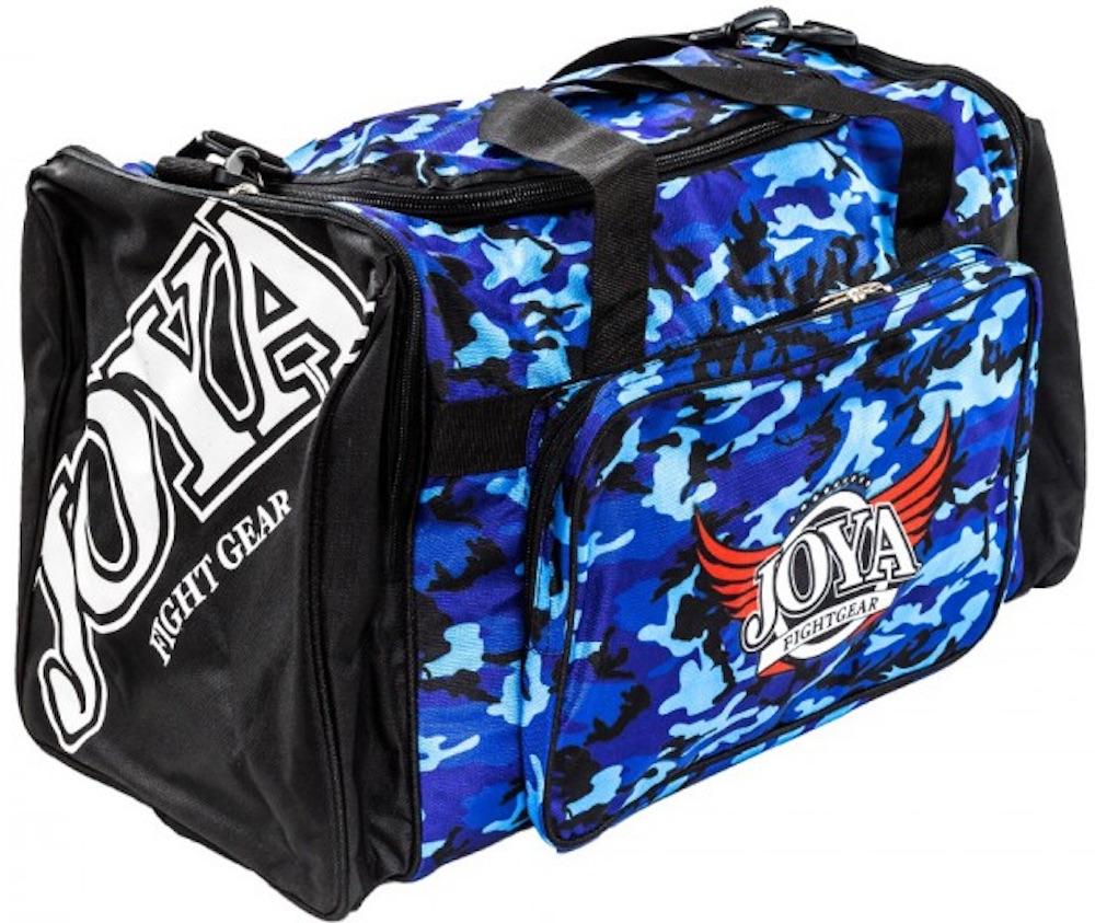 373157aaecb Joya Sporttas Blue Camo Gym Bag Kickboks Tas by Joya Fightgear