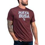 Hayabusa Casual logo T-shirt Rood Vechtsport Winkel Nederland
