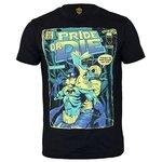 Pride or Die CoMIX MMA T Shirt Black