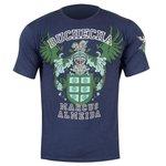 Hayabusa Buchecha MMA T-Shirt Blue Hayabusa MMA Kleding