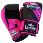 Queen BGQ Vixen 1 Kickboks Bokshandschoenen Black Pink