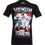 Venum Thai Chok T-Shirt Black Kickboks Kleding