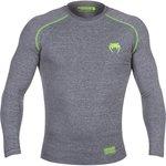 Venum Contender Compression T Shirt L/S Grey Vechtsport Kleding