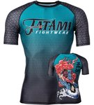 Chris Burns Devils Triangle Rash Guard by Tatami Fightwear