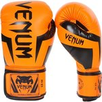 Venum Bokshandschoenen ELITE Orange Boxing Gloves