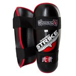 Hayabusa Winged Strike Karate Scheen Bescherming Shinguard