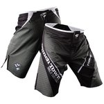 MMA Shorts Punchtown Frakas eX Carbon Black