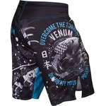 Venum Koi Fight Shorts Black MMA Vechtsport Winkel