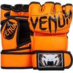 MMA Handschoenen Venum Undisputed 2.0 Hi Q PU Orange