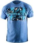 Hayabusa Samurai T Shirt Blue Vechtsport Winkel Nederland