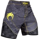 Venum Tramo MMA Fight Shorts Black Yellow MMA Shop Nederland