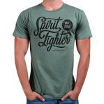 Hayabusa Spirit of the Fighter T Shirt Green