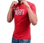 Hayabusa Fight T Shirt Red Vechtsport Kleding Hayabusa 1