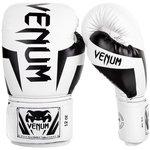 Venum Kickboks Handschoenen Elite White Black