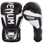 Venum Kickboks Handschoenen Elite Black White