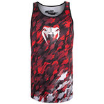 Venum Kleding Venum Tecmo Tank Top Red White