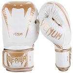 Venum Bokshandschoenen Giant 3.0 White Gold Venum Fightgear