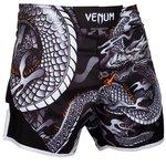 Venum Vechtsport Broek Dragon's Flight Zwart WitFight Shorts