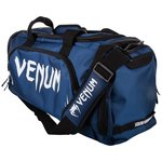 Venum Sporttas Trainer Lite Gym Bag Navy Blue White