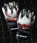 Karpal eX TAT2 MKII THE DEAD MMA Gloves by PunchTown