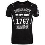 Venum Muay Thai 1767 T Shirt Zwart