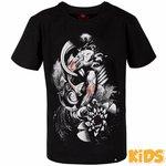 VenumKidsT Shirt Koi 2.0 Zwart Vechtsport Kleding Kinderen