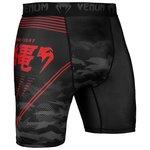 Venum Okinawa 2.0 Compression Short Zwart Rood