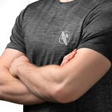 Hayabusa Performance Dry Fit T-shirt Donkergrijs