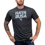 Hayabusa Casual logo T Shirt Zwart
