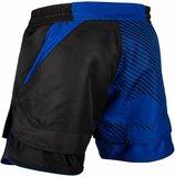 Venum NOGI 2.0 Fight Shorts Zwart Blauw Vechtsport Shop Nederland