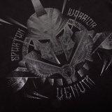 Venum Kleding Gladiator 3.0 T Shirt Zwart op Zwart