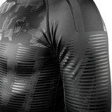 Venum Tactical Rash Guard L/S Compressie Shirt Camo Zwart