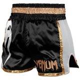 Venum Muay Thai Boxing Shorts Giant Zwart Wit Goud
