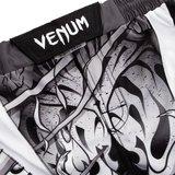 Venum Fight ShortsDevil White Black Venum Vechtsport Shop