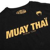 Venum T ShirtMUAY THAIVTZwart Goud Muay Thai Shop