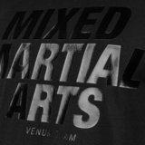 Venum MMA VT T Shirts Zwart Zwart