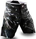 MMA Shorts Punchtown Frakas eX Chainz Black