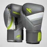 Hayabusa (Kick)Bokshandschoenen T3 Charcoal Lime