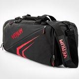 Venum Trainer Lite EVO Sporttas Zwart Rood Venum Sportsbag