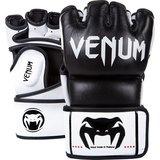 MMA Handschoenen Undisputed Black Nappa Leather Venum Fightgear