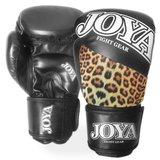 Joya Top One Leopard Kickboks Bokshandschoenen PU