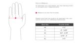 Hayabusa Winged Strike Karate Handschoenen