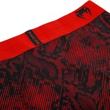 Venum FUSION Boxer Shorts Black Red Vechtsport Winkel