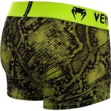 Venum FUSION Boxer Shorts Black Yellow Vechtsport Winkel