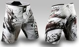 Punchtown Frakas eX Ice Mamba MMA Shorts