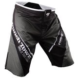 MMA Shorts Punchtown Frakas eX Carbon Black