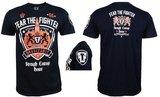 Fear the Fighter Stefan Struve UFC on Fuel T Shirts Navy size S_